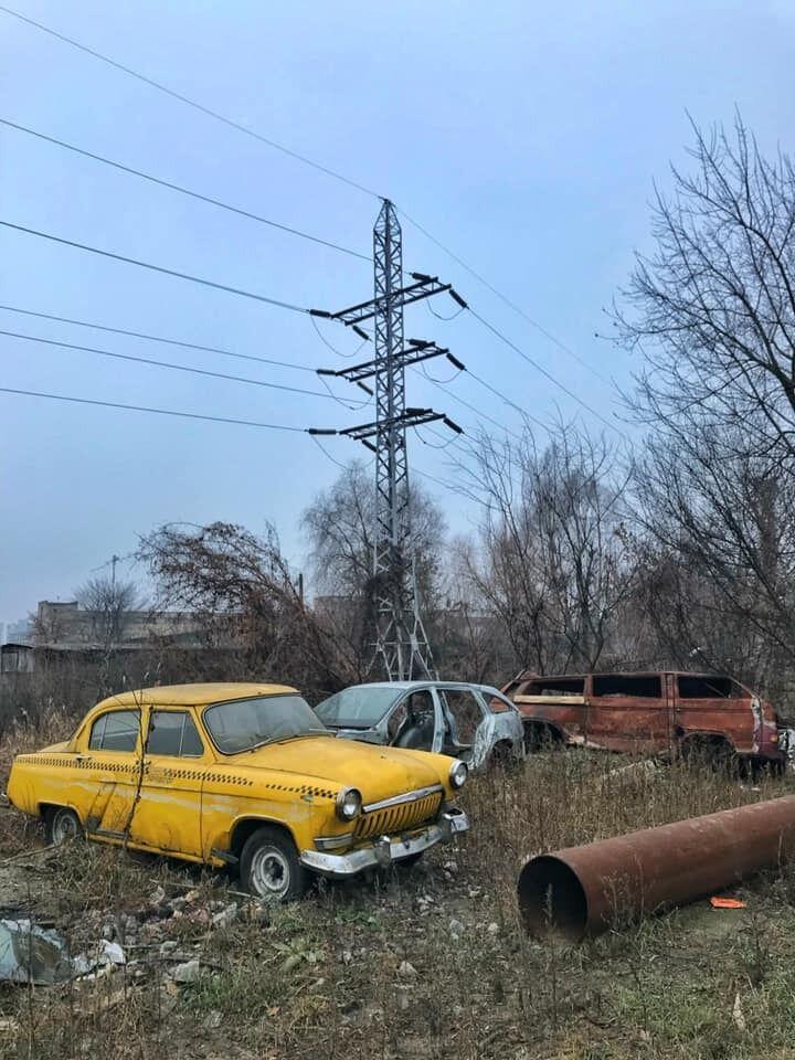 """""""Волга"""" раньше работала в столичном такси"""