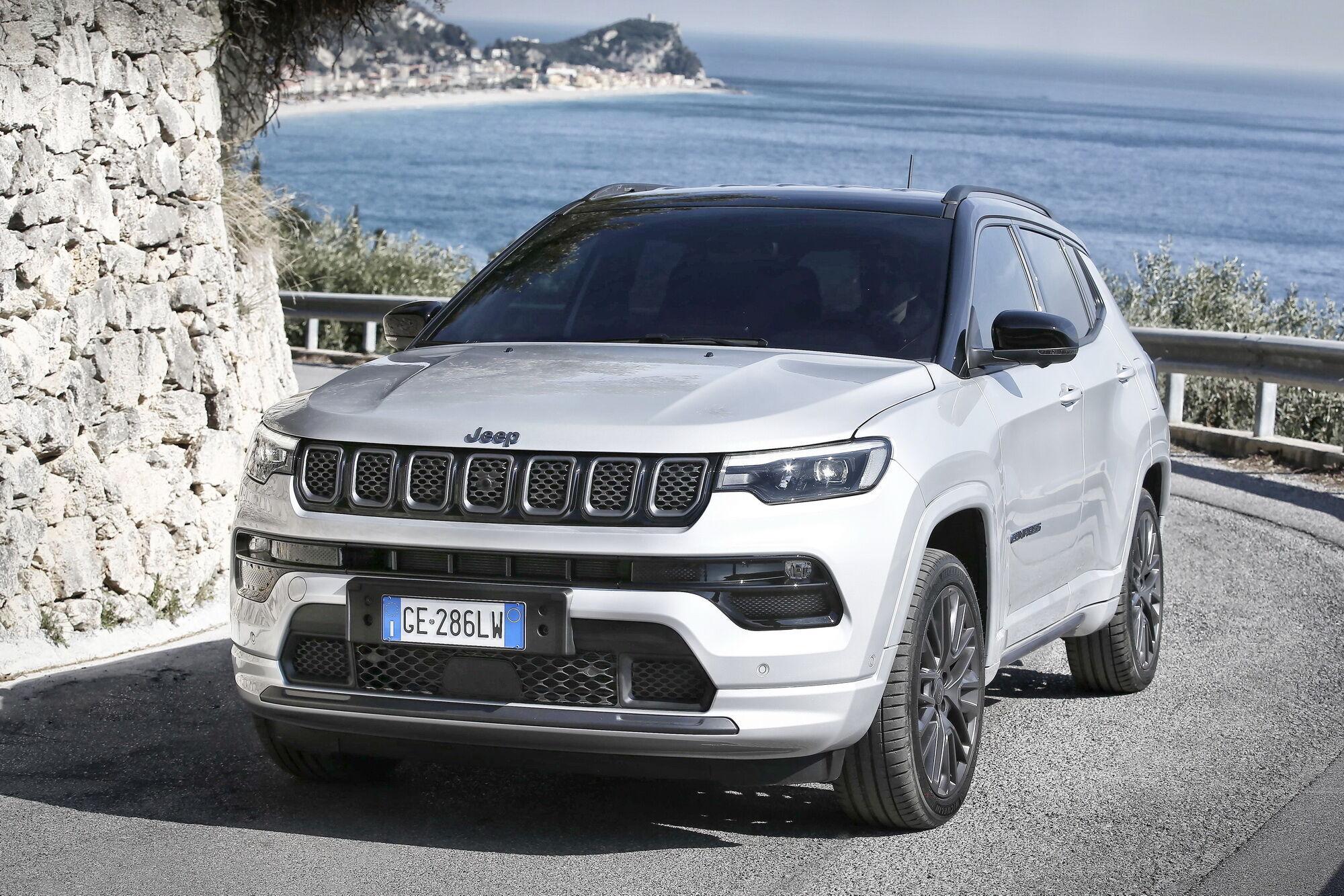 """""""Донором"""" для нового представника сім'ї Jeep стане недавно оновлена модель Compass"""