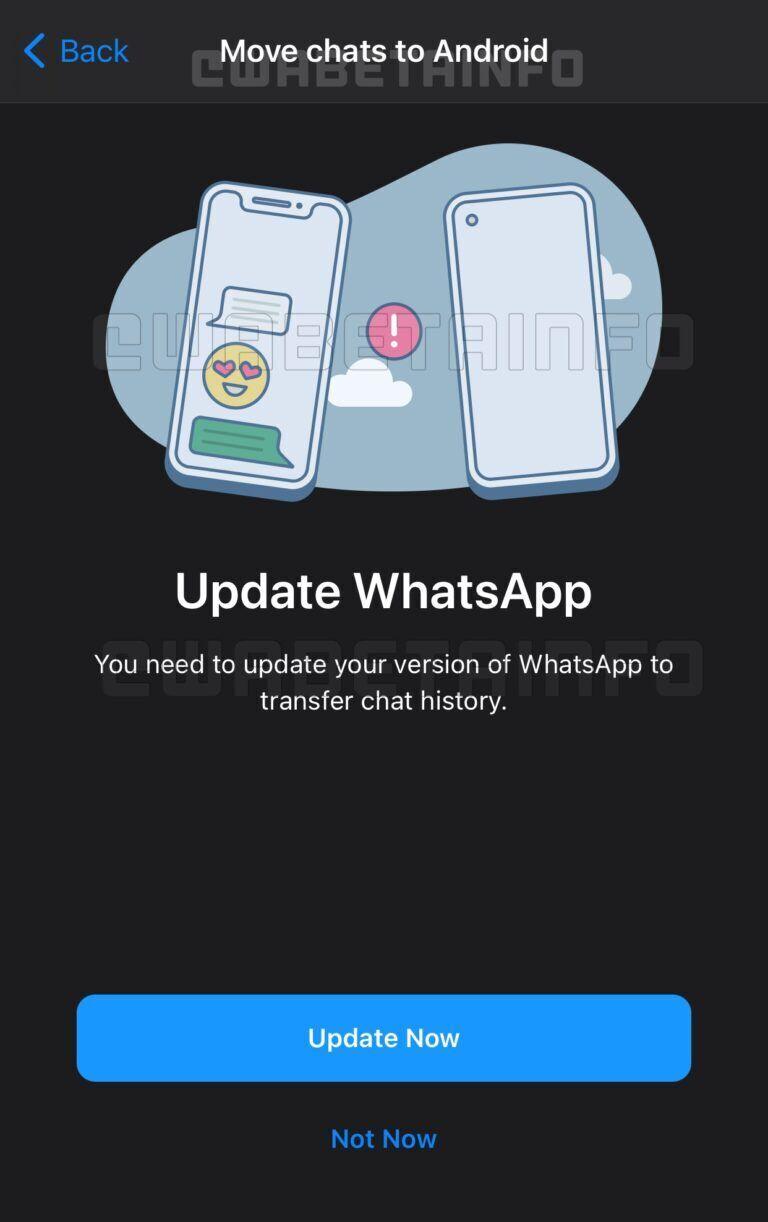 WhatsApp готовит крупное обновления для iPhone и Android
