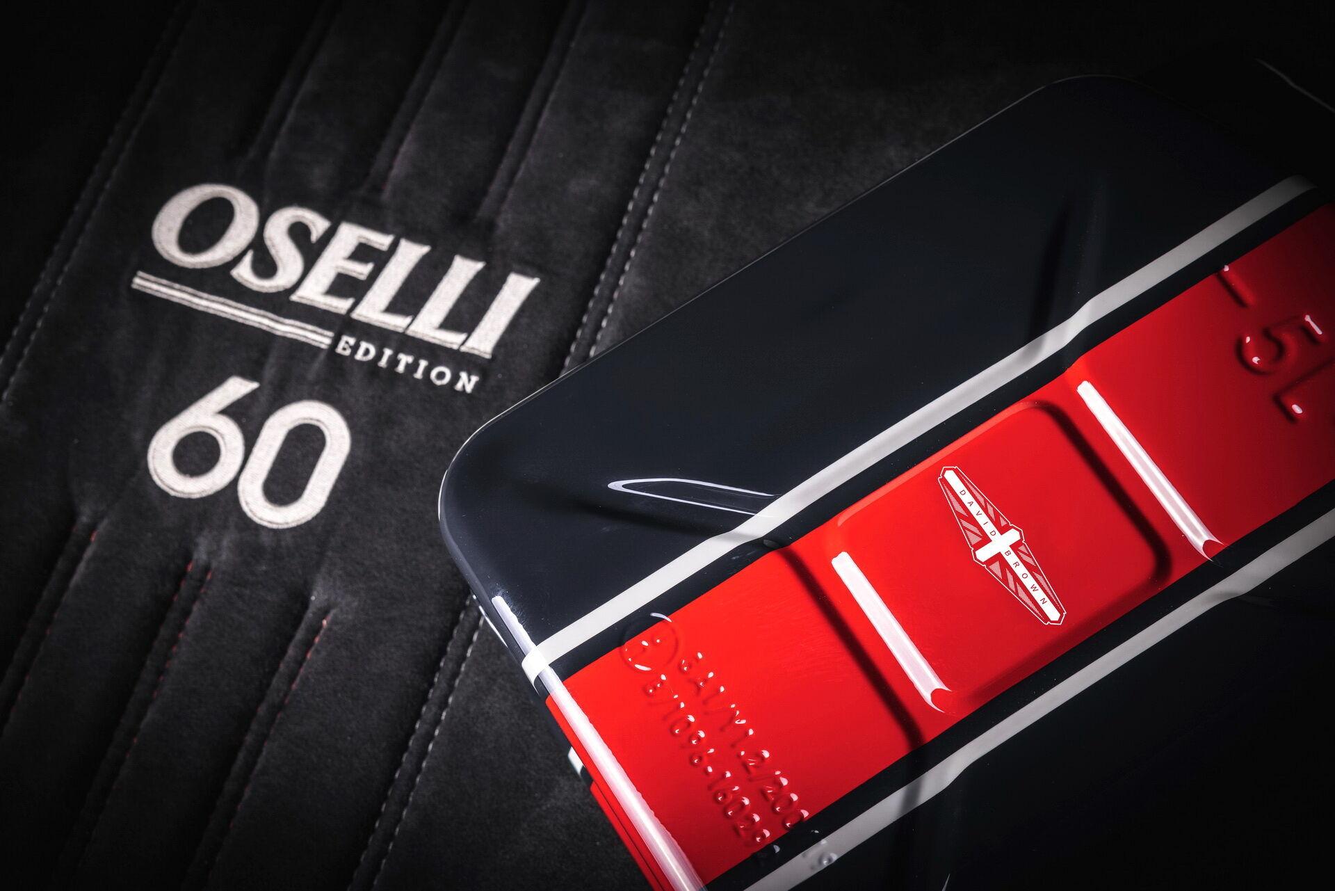 Всего DBA планирует изготовить ограниченную партию из 60 Mini Remastered Oselli Edition