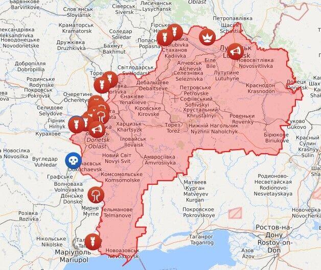 Російські окупанти відкрили вогонь по ЗСУ та поранили одного бійця