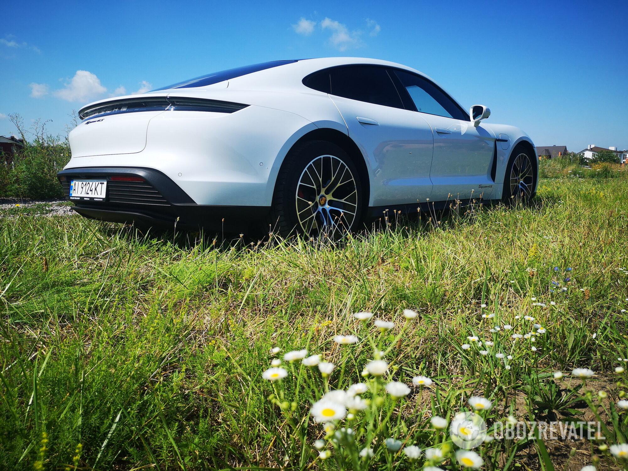 По расходу электроэнергии автомобиль уверенно вписался в заявленные 25 кВтч на 100 км пробега