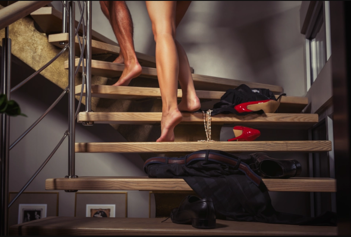 Секс на сходах подобається жінкам найбільше