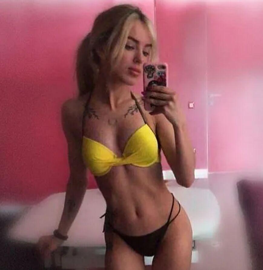 Одна из моделей, которая засветилась в незаконной съемке в Дубае, – Екатерина