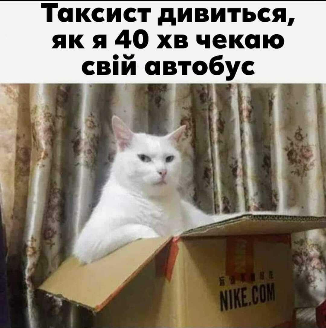 Мем о таксистах