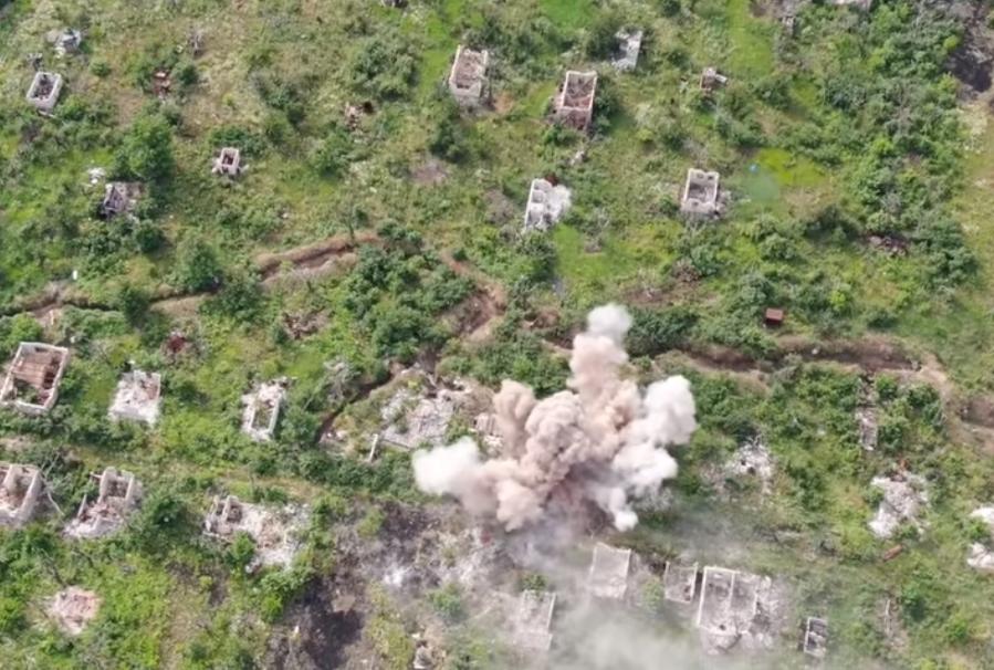 В результате удара ВСУ погибло несколько оккупантов