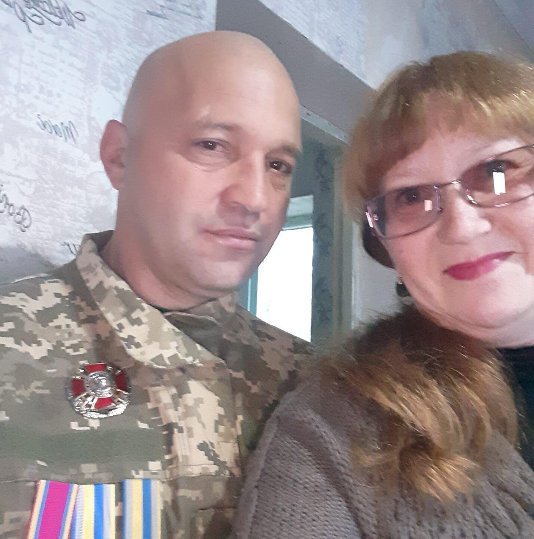 Виктор с супругой Светланой