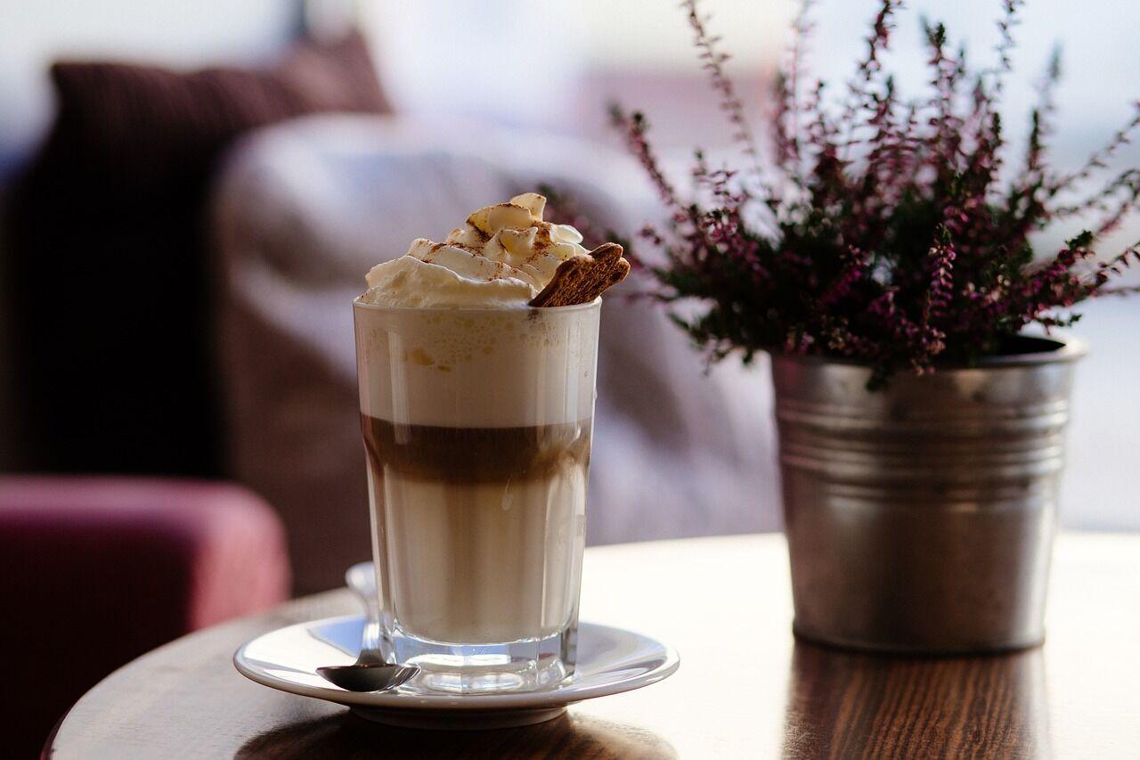 В Италии кофе пьют только утром.