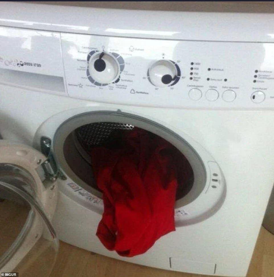 """""""Обличчя"""" пральної машинки"""