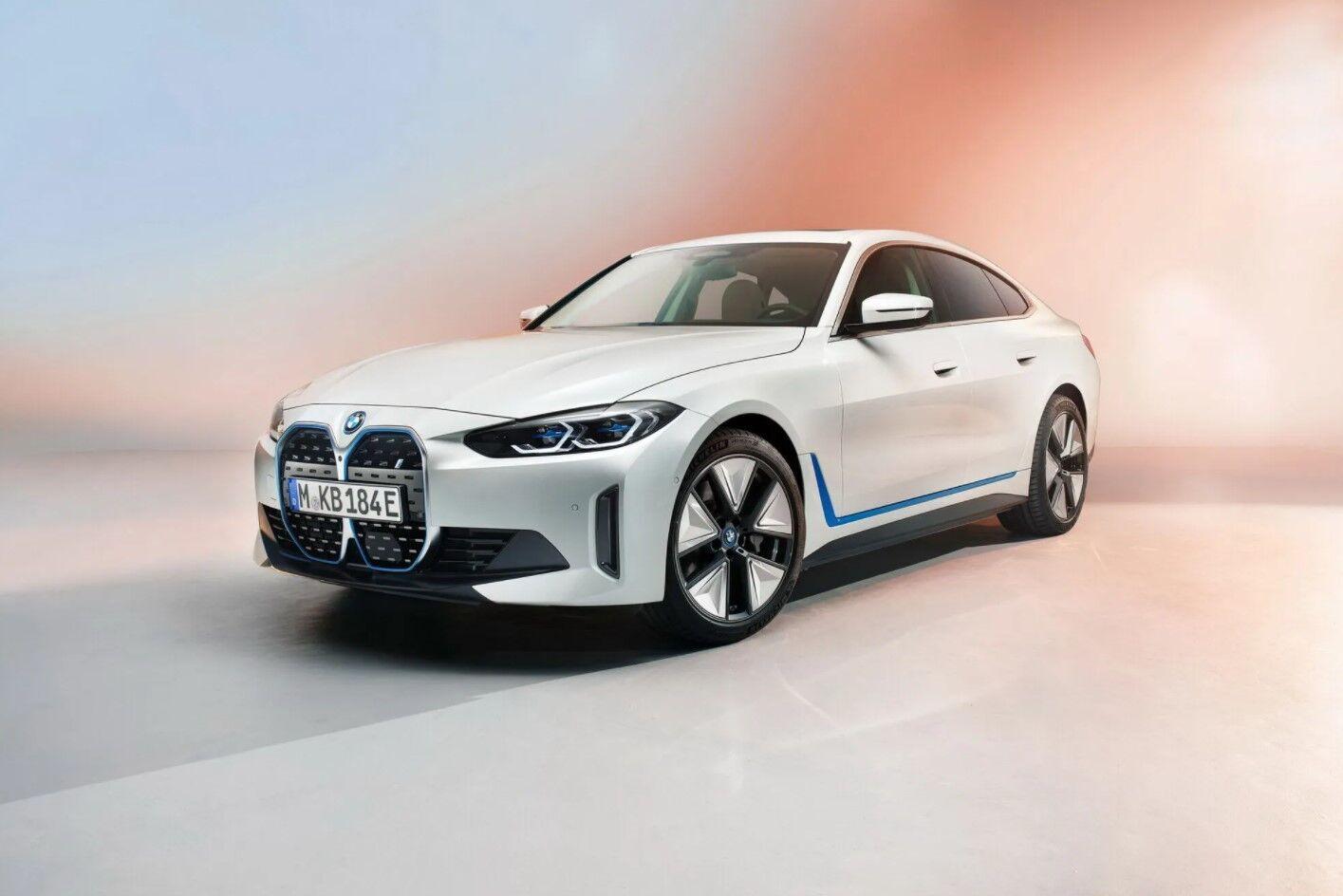 BMW i4 предлагает интересные характеристики