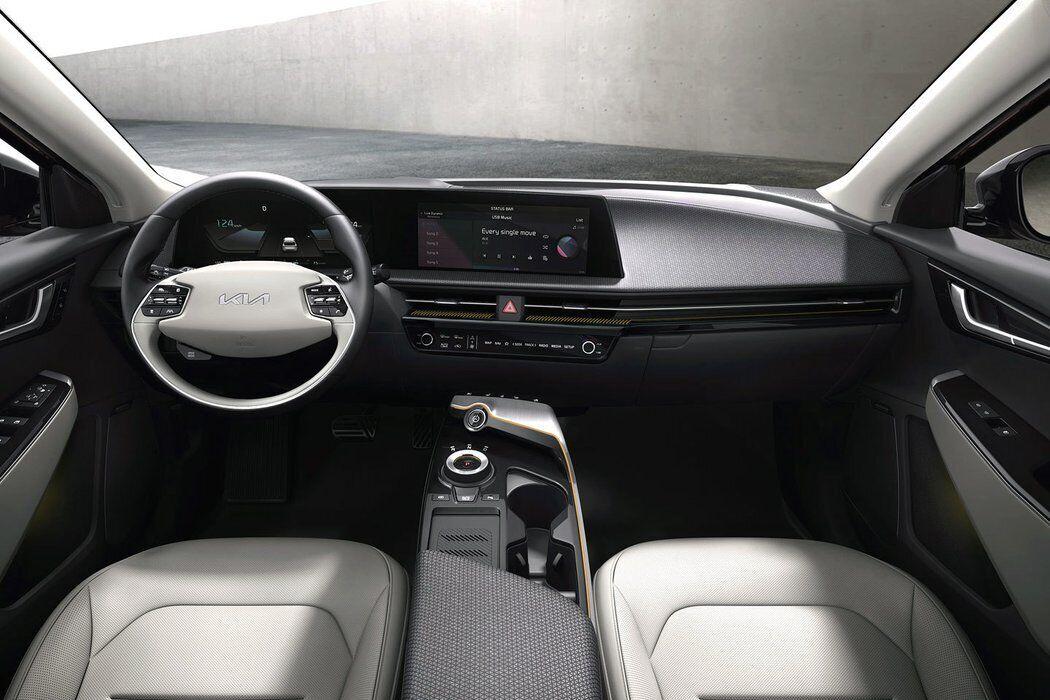 С Kia EV6 компания намерена повысить имидж