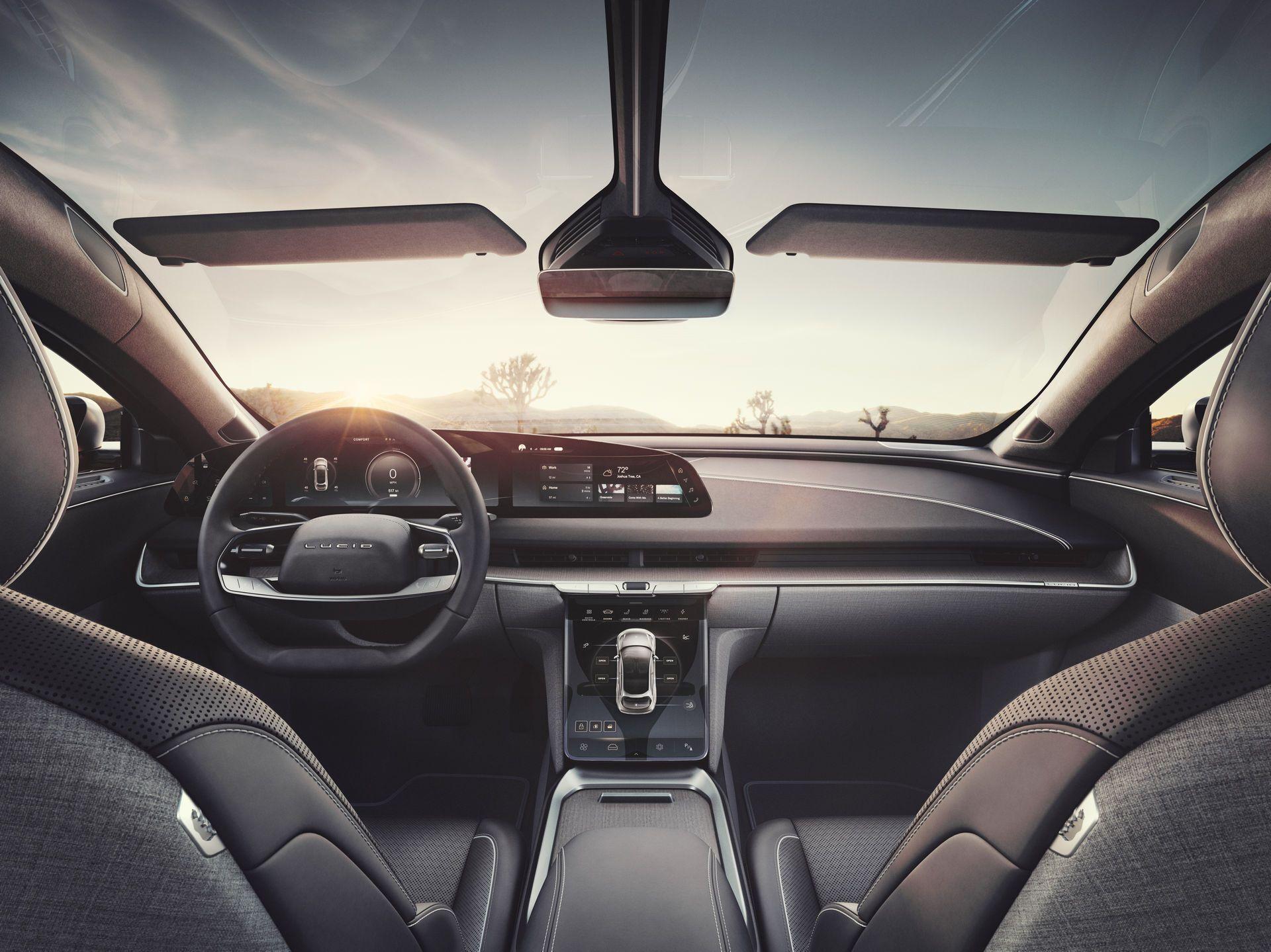 Lucid Air – роскошный электромобиль