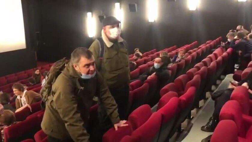 Активисты пытаются доказать, что фильм - это