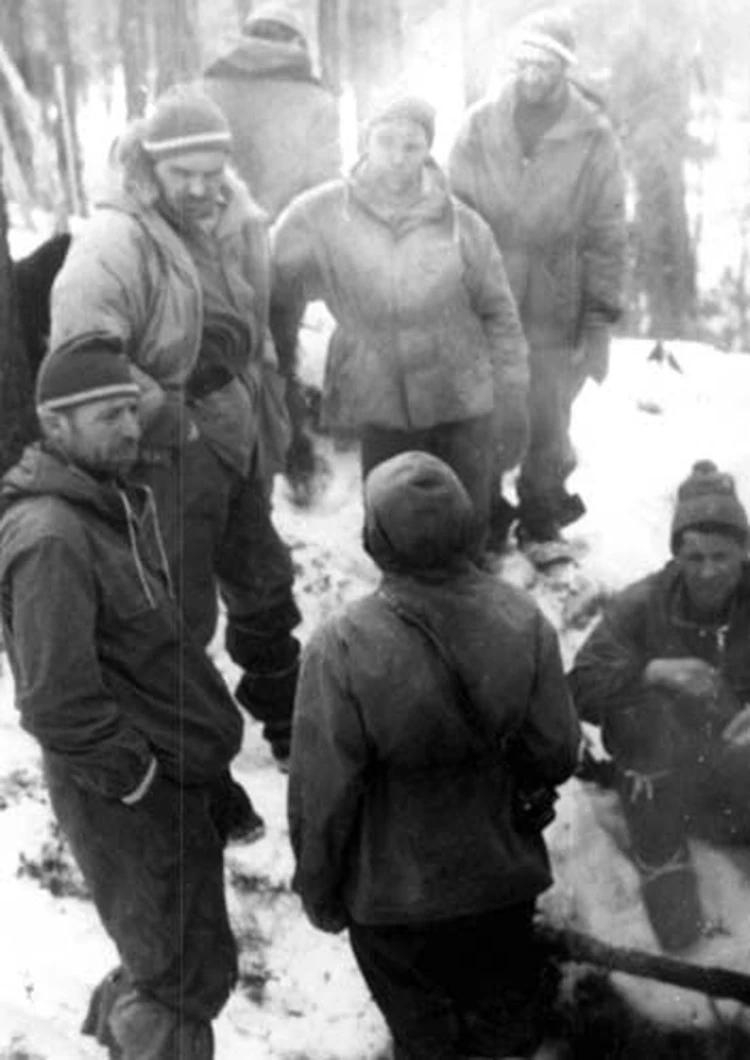 Девять туристов из Минска погибли в 1971 году в Восточных Саянах
