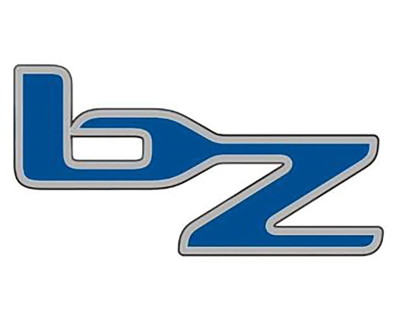 Новый логотип Toyota BZ для электрических внедорожников