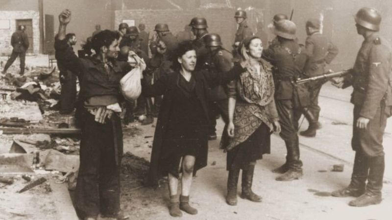 По данным историков, во время Второй мировой войны убили почти 40% евреев из Австрии – это более 65 тыс. человек