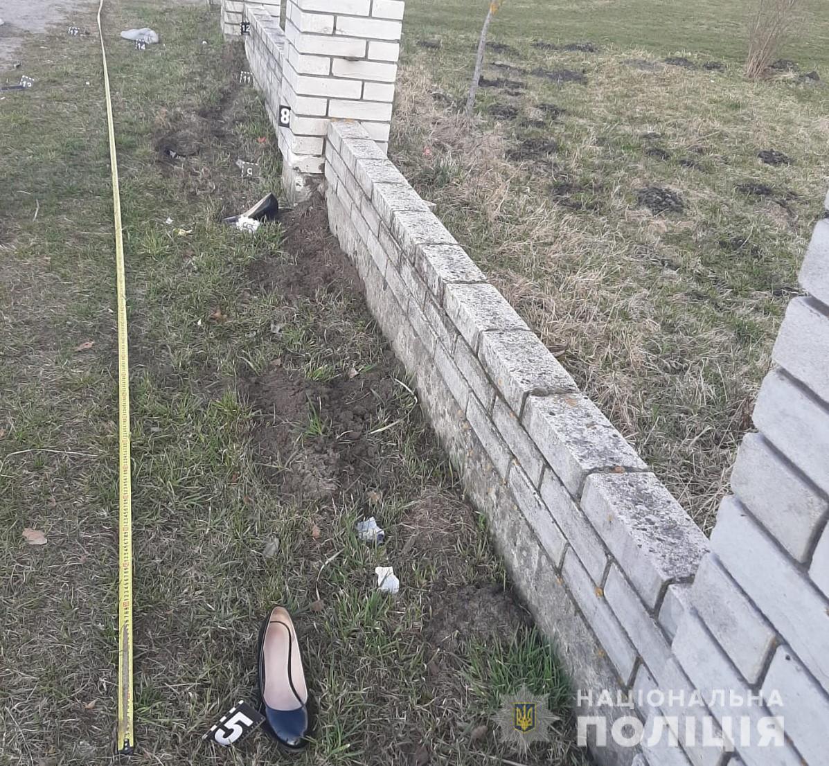 У селищі Заболоття на Волині трапилася смертельна ДТП з неповнолітніми дівчатами