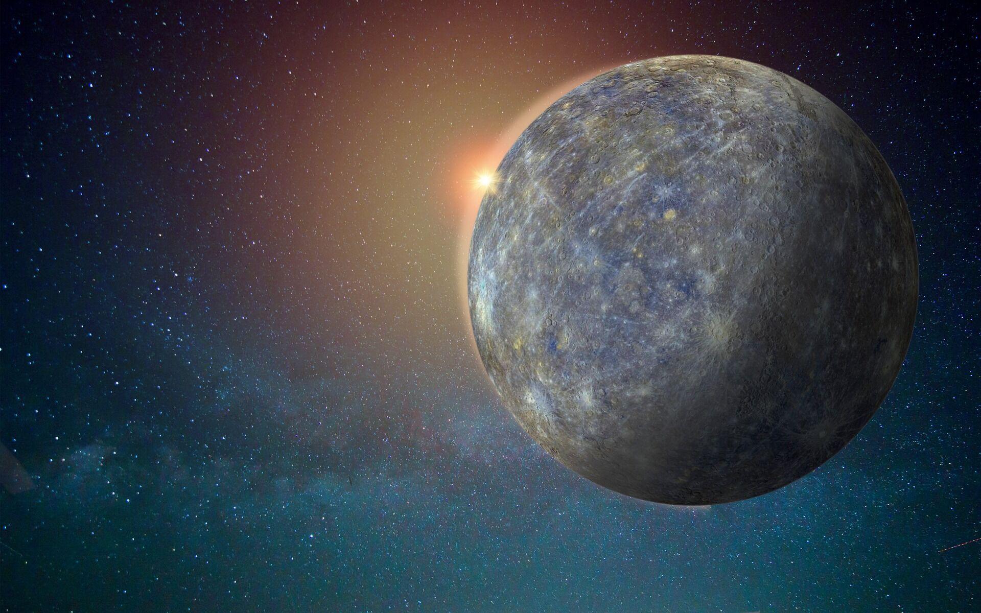 Ретроградный Меркурий – это оптическая иллюзия, в результате которой с Земли кажется, будто планета движется в обратном направлении