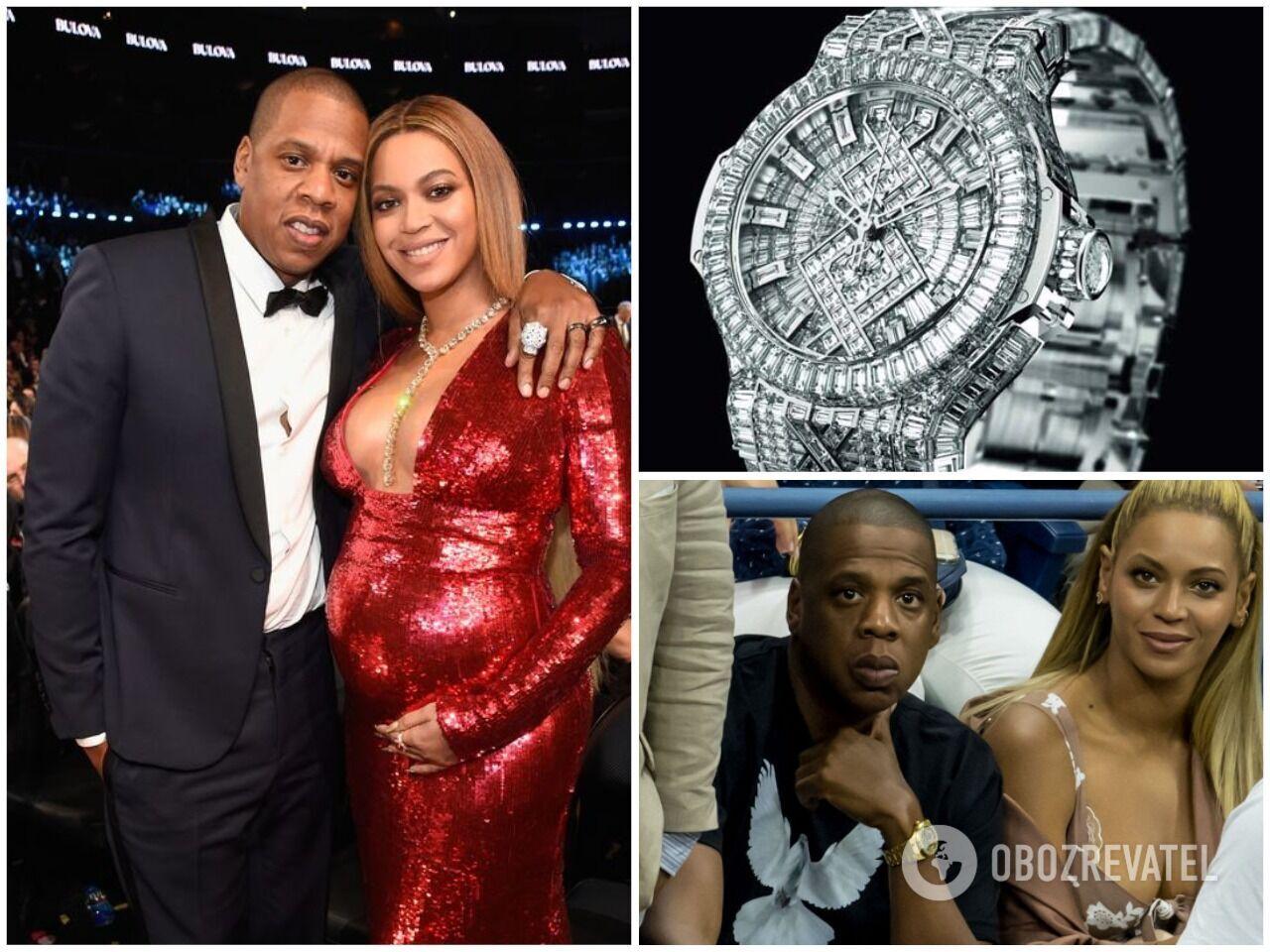 У Jay-Z есть несколько часов стоимостью в несколько миллионов долларов
