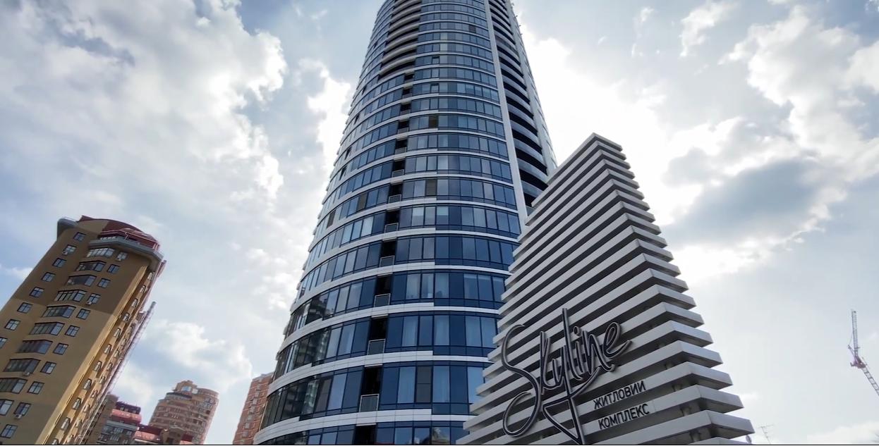 """Меладзе приобрел жилье в стеклянной башне """"Скайлайн"""""""