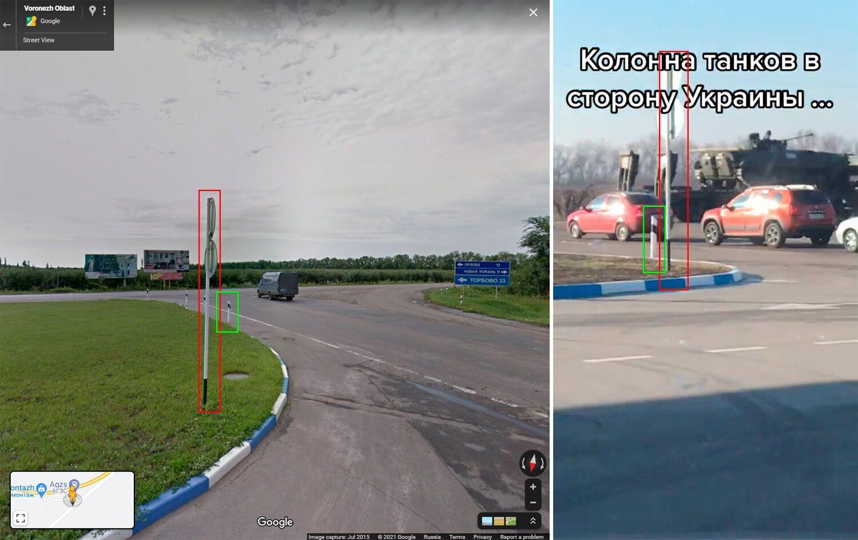 Лагерь войск России у границы Украины показали со спутника: опубликованы фотодоказательства