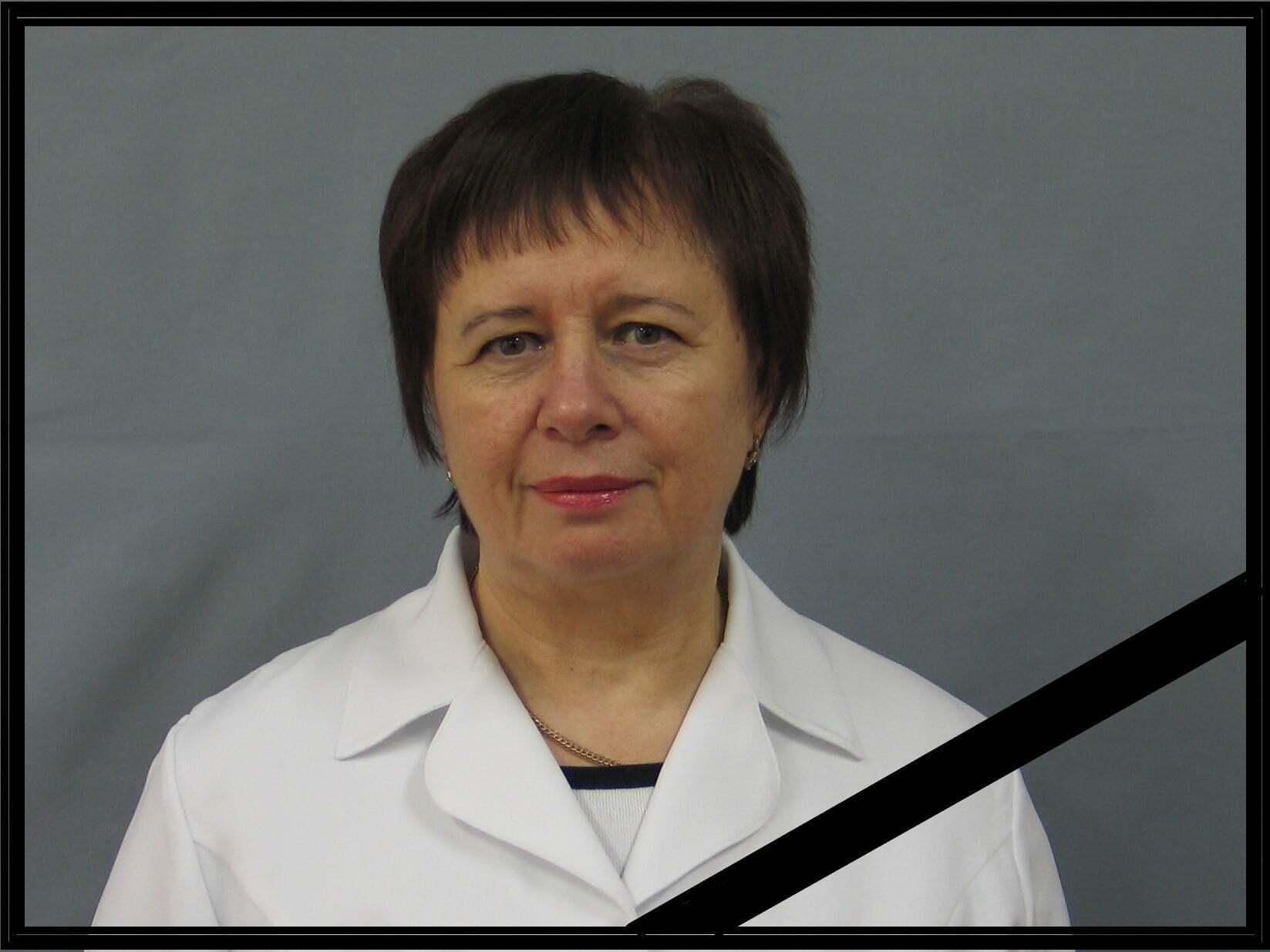 Лікарка-педіатр Лариса Сесь із Дніпра померла від COVID-19