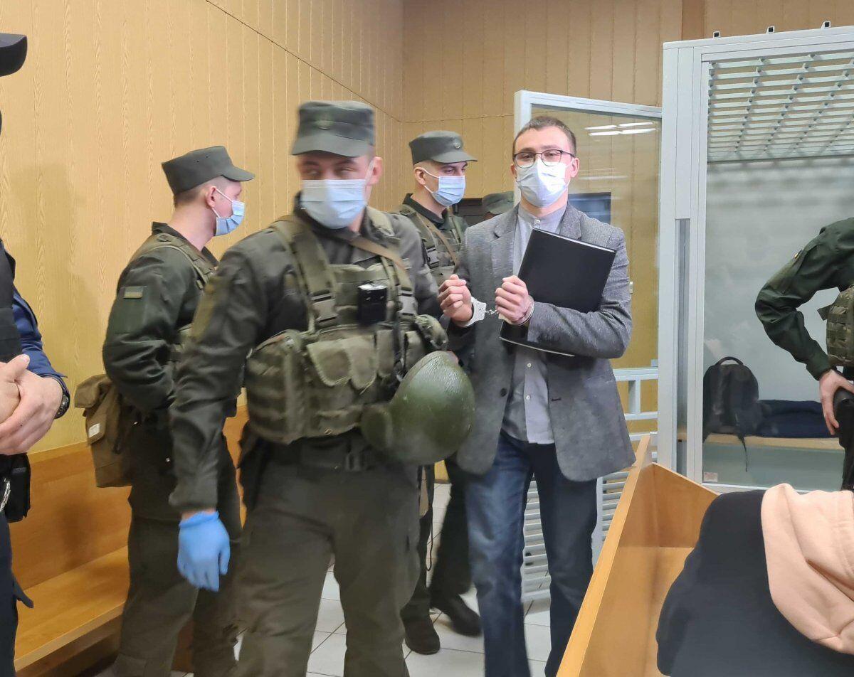 Сергей Стерненко в Одесском апелляционном суде