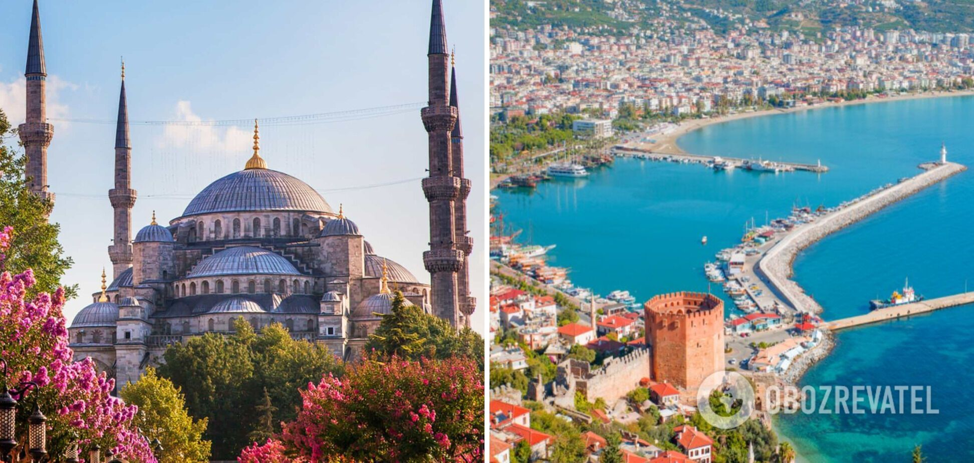 В Турции чартерные и часть грузопассажирских рейсов окажутся под запретом