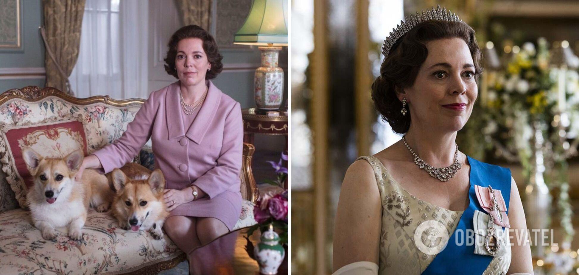 """Серіал """"Корона"""" розповідає про життя королеви Єлизавети II"""