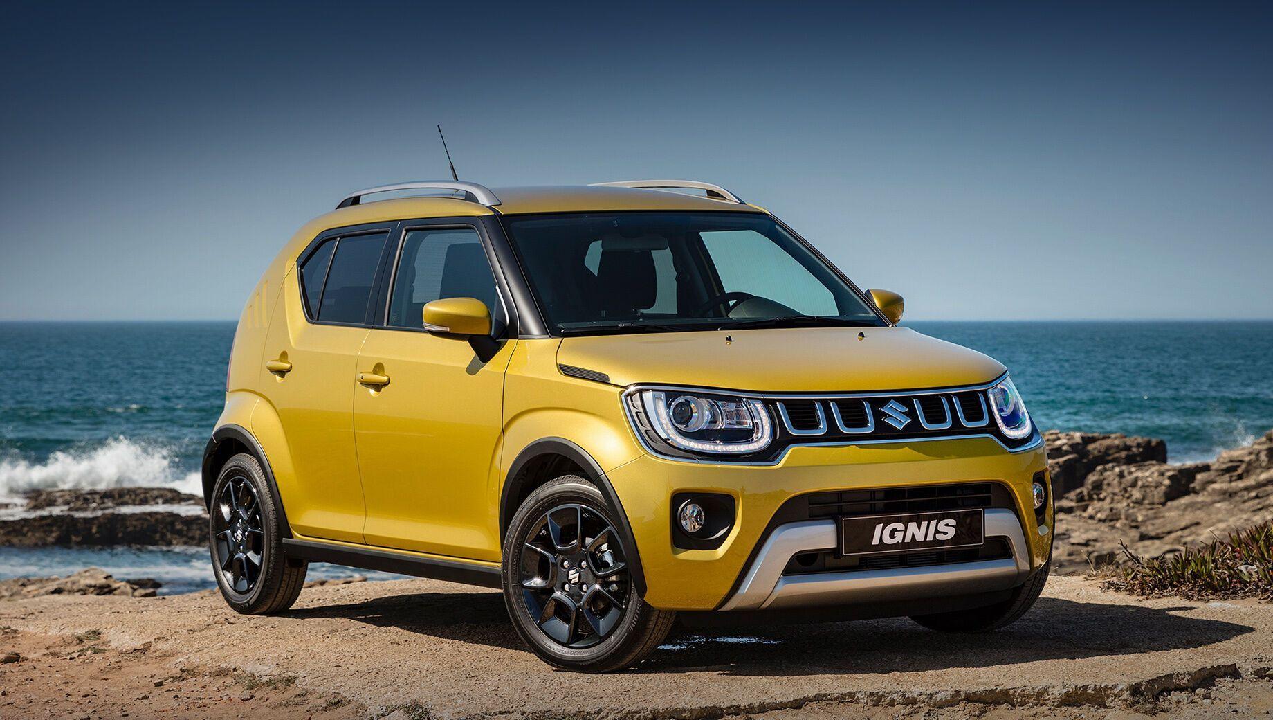Suzuki Ignis стоит 443 000 грн и выглядит отлично