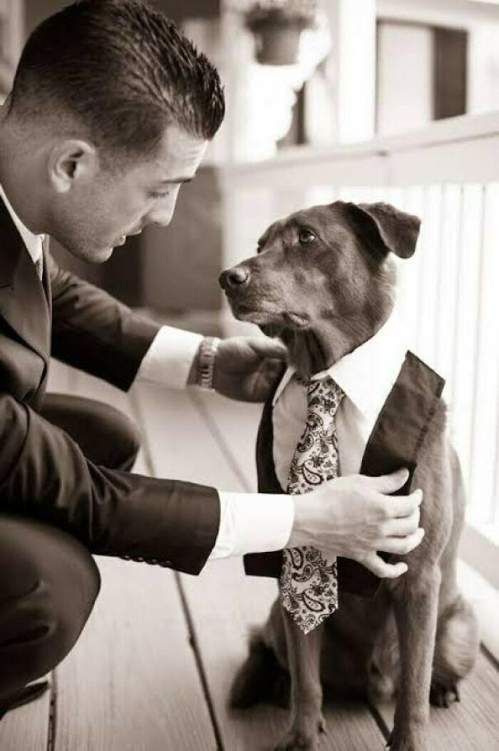 Головний свідок на весіллі друга
