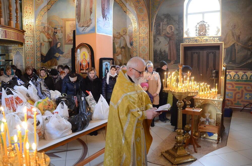 В родительскую субботу Великого поста принято молиться об умерших близких
