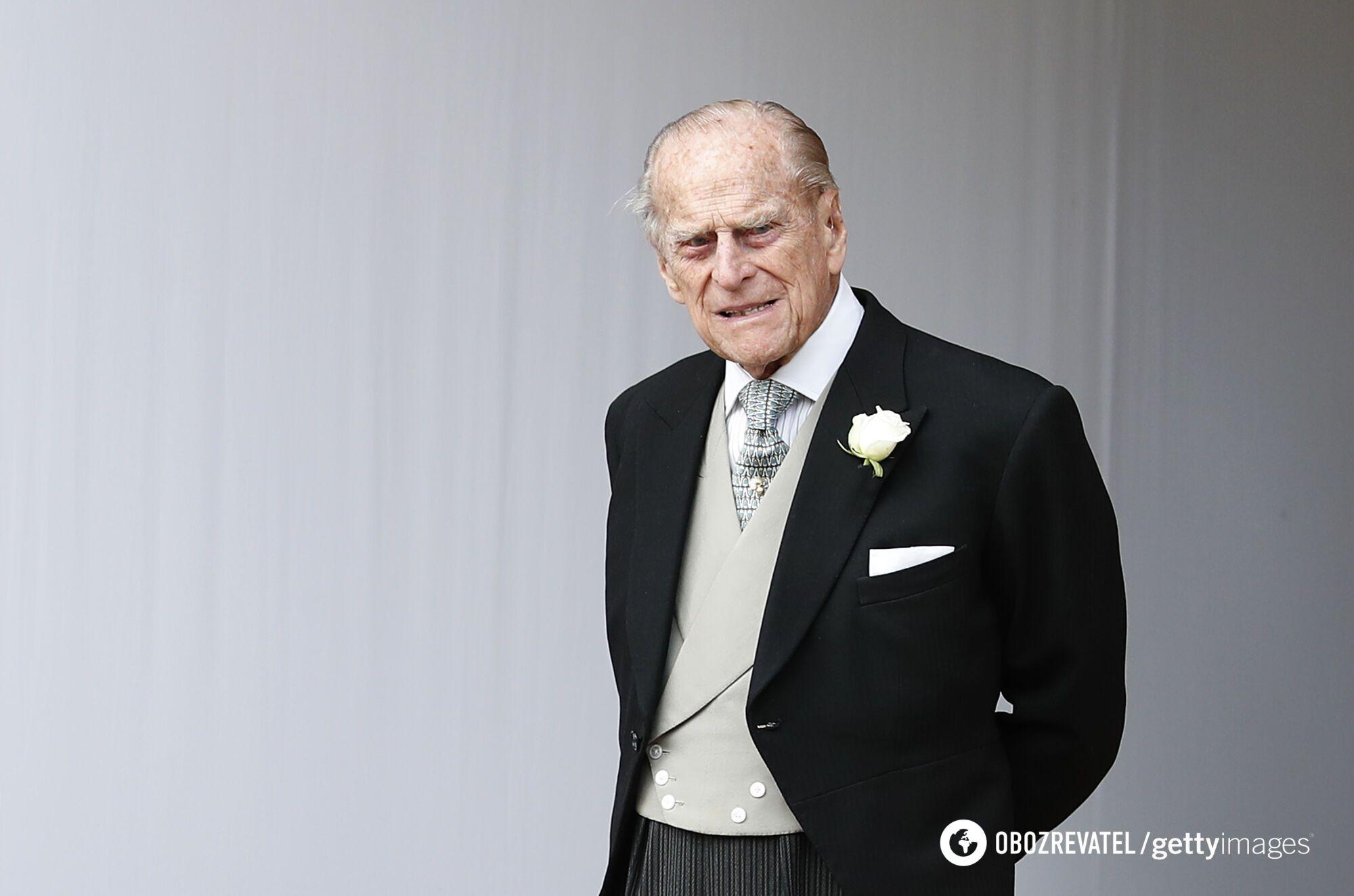 Принц Филипп перенес коронавирус