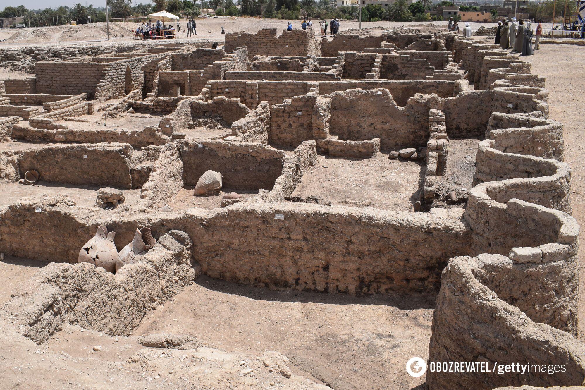 Большая находка египетских археологов