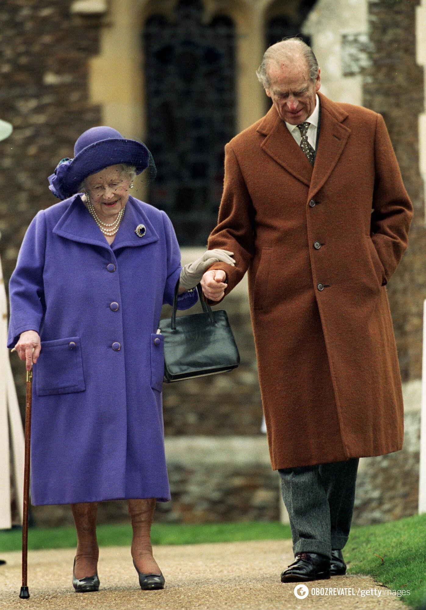 Принц Филипп с Елизаветой прожили 73 года в браке.