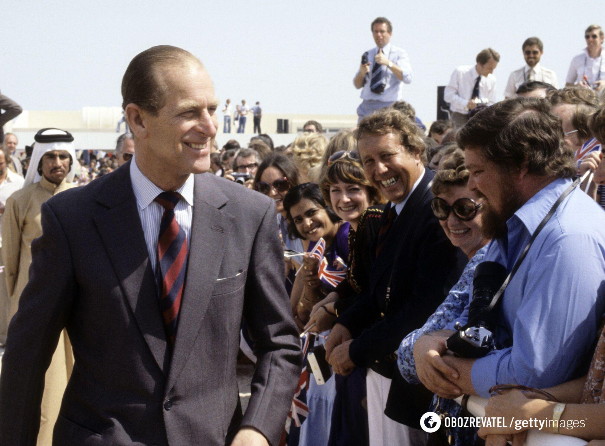 Королева правила страной, а принц был главой семьи