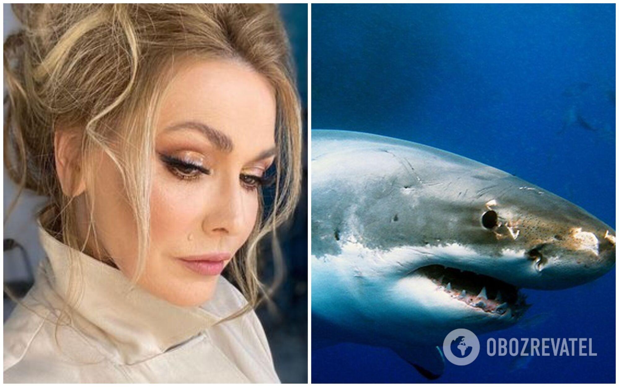 Актриса Ольга Сумская с самого детства больше всего боится глубины и акул