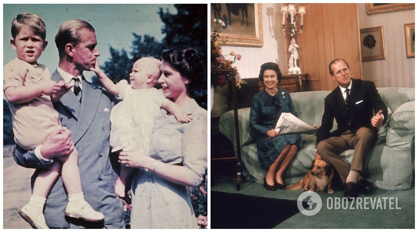 Королева прожила с принцем Филиппом 73 года – дольше, чем кто-либо из правящей верхушки
