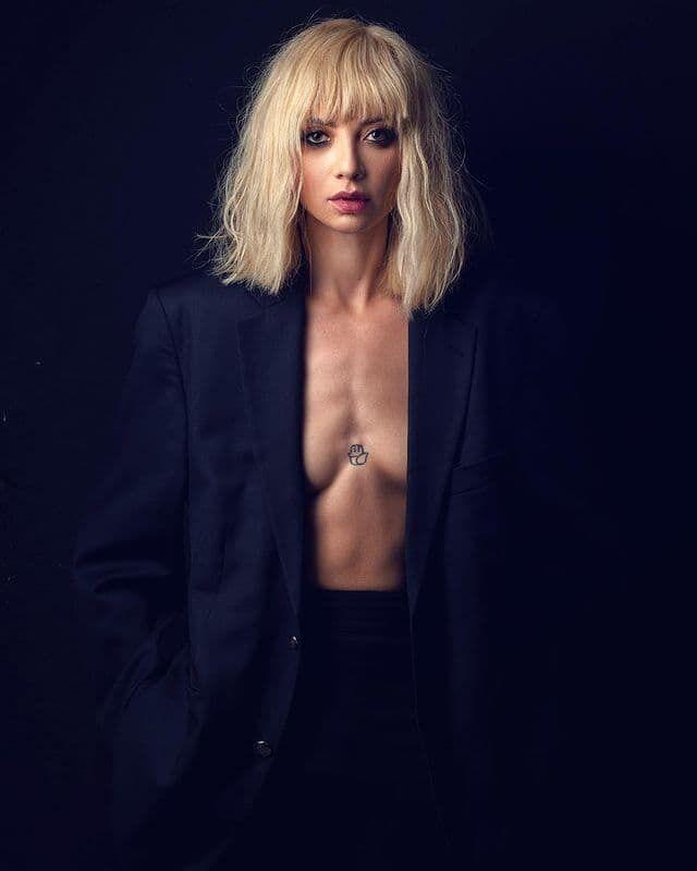 Ірина Сопонару знялася в новій фотосесії