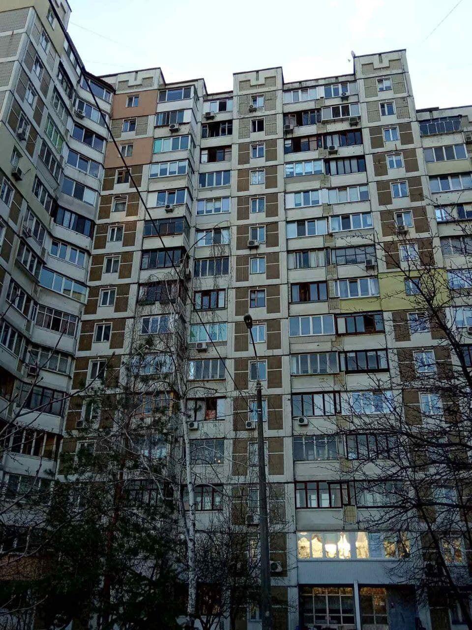 Пожар по ул. Марины Цветаевой