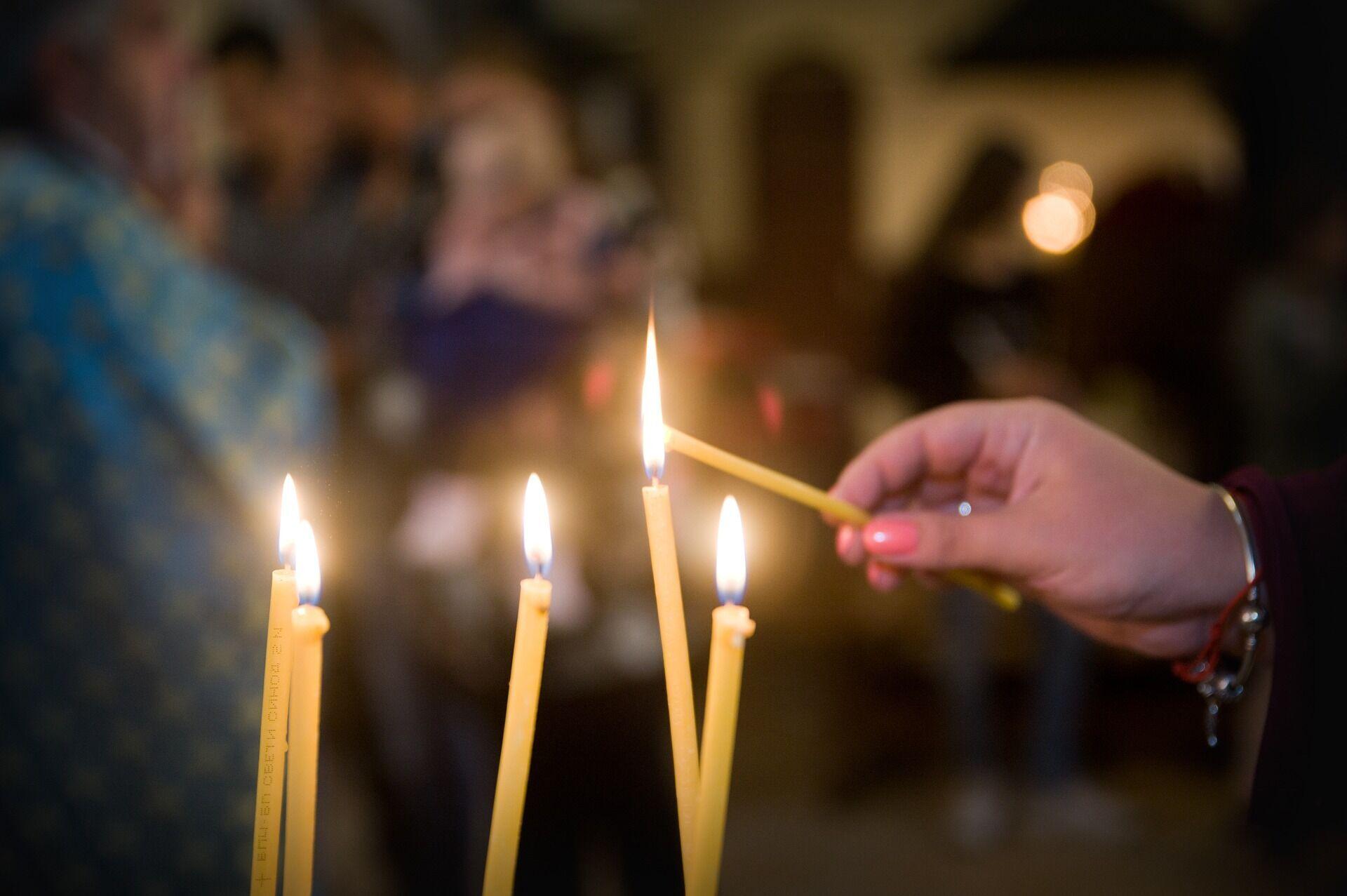 Молитва в храме в первую очередь необходима душам тех, кто отошел в вечную жизнь