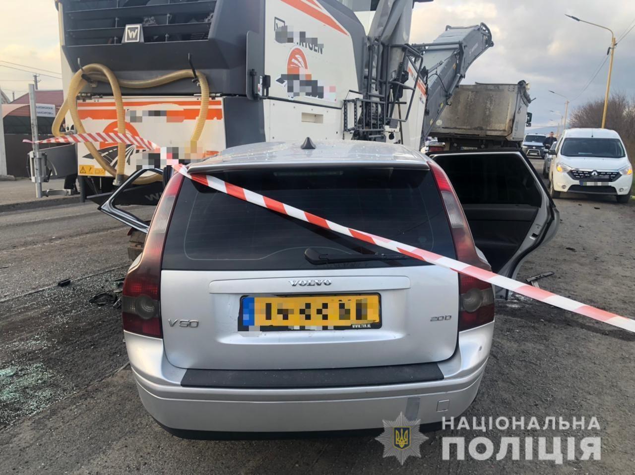 Полиция расследует причины аварии