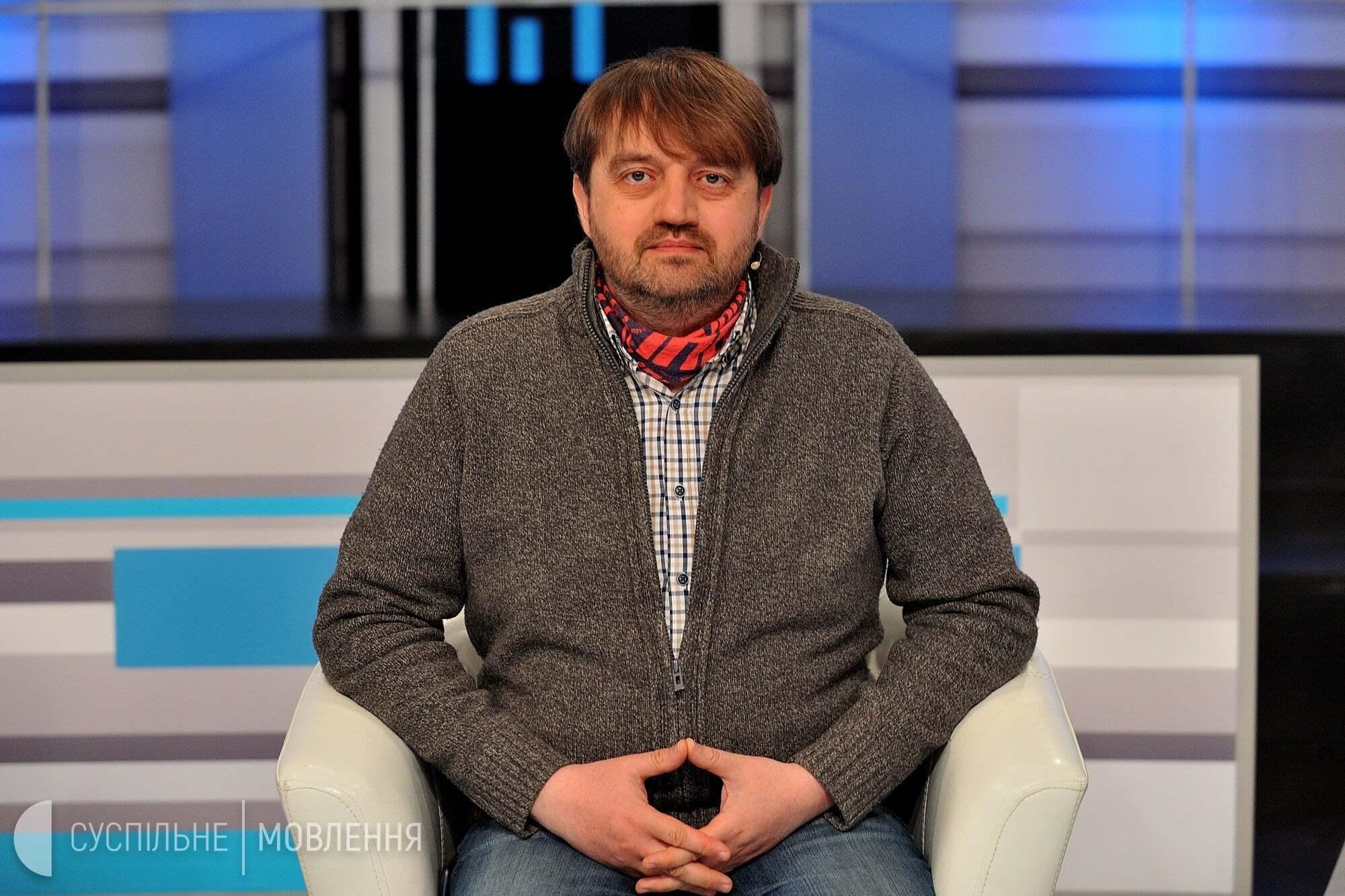 Главный детский иммунолог Киева Федор Лапий