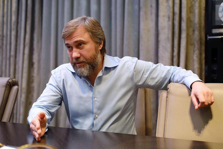 Народний депутат України Вадим Новинський