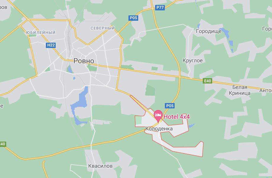 Аварія сталася біля села Колоденка.