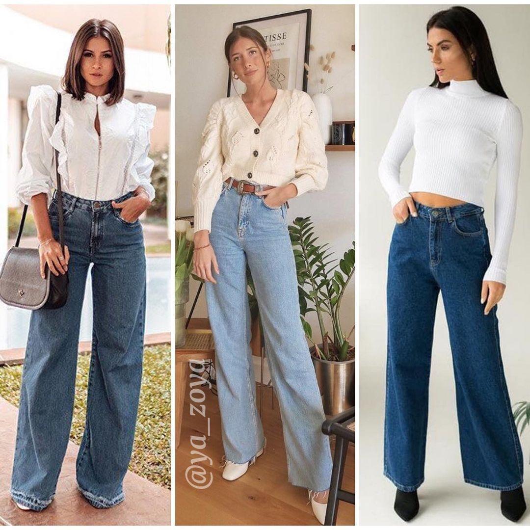 Широкі джинси у 2021 році будуть популярними