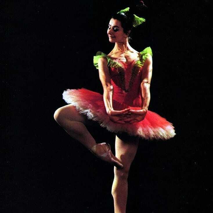 Как выглядели балерины 1970-х годов