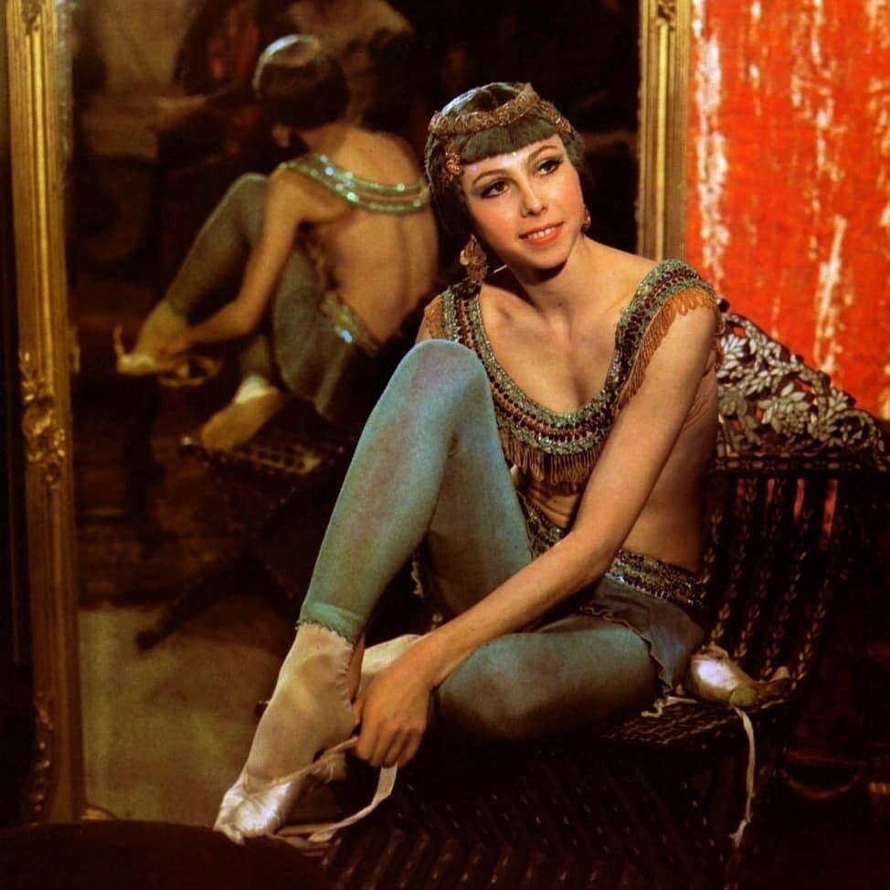В сети показали, как выглядели балерины 1970-х годов