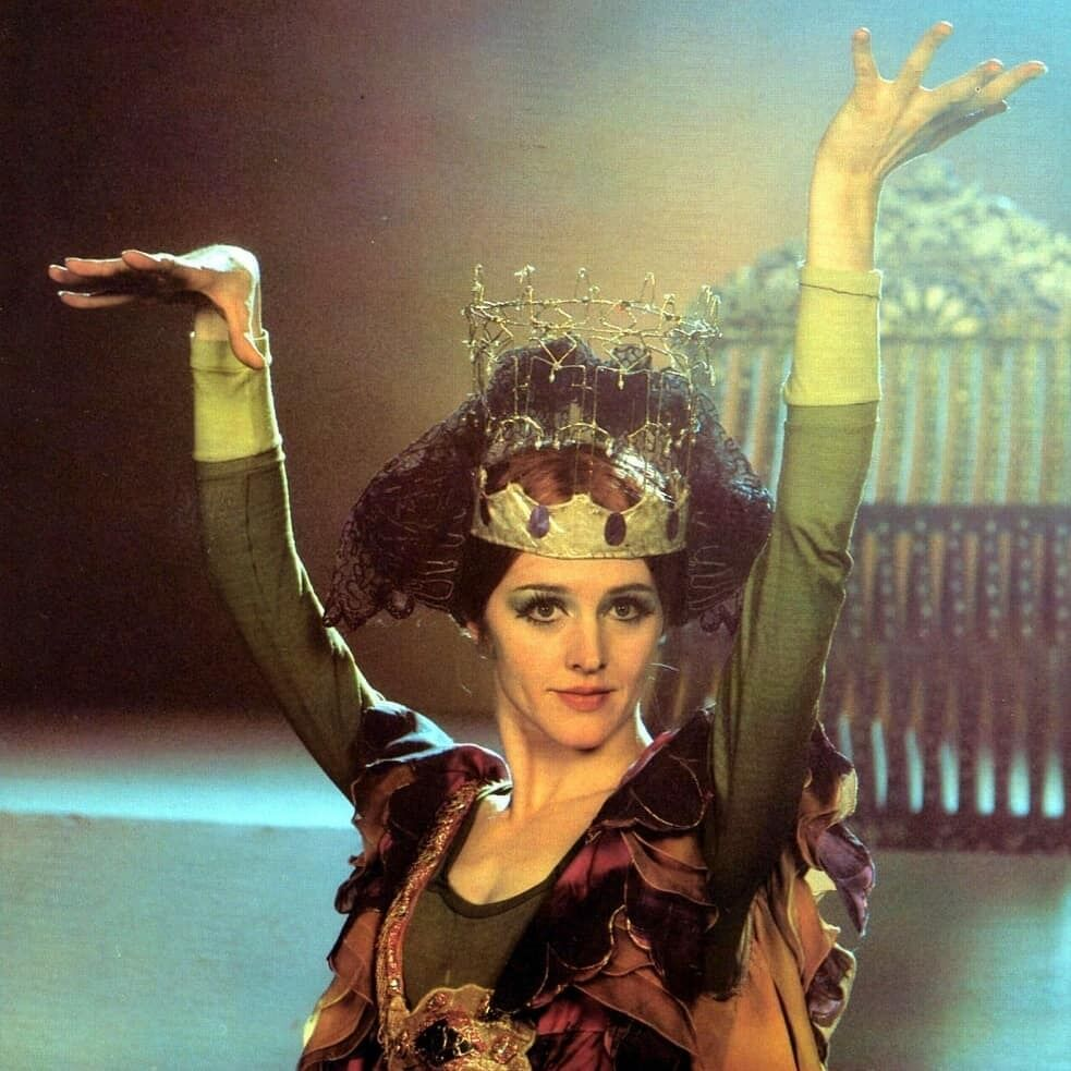 Балерина 1970-х годов, которую сфотографировал Николай Козловский