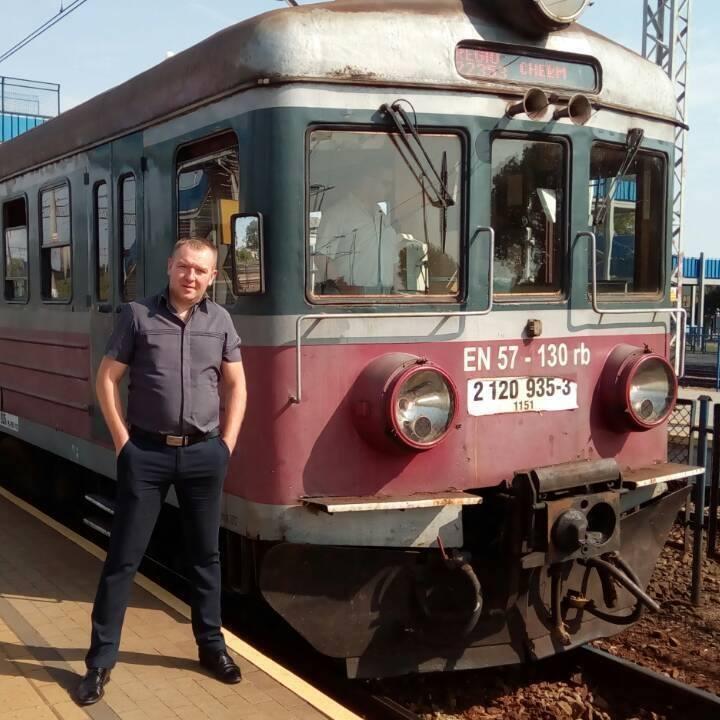 Погибший Андрей работал на железной дороге